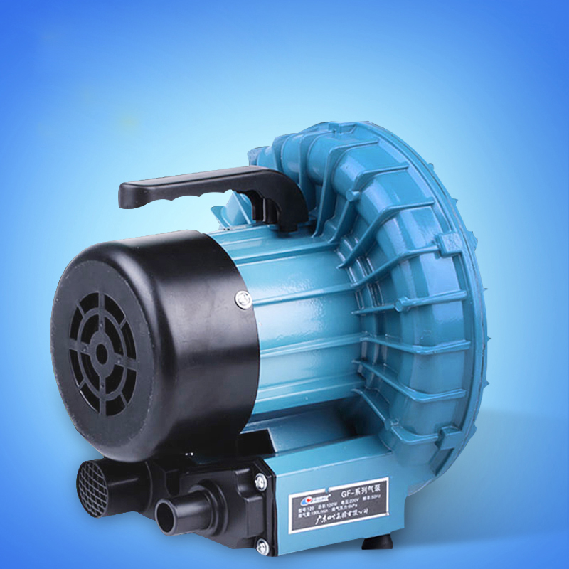 250 W 450L/min RESUN GF-250 Haute Pression Électrique Turbo Air Blower Aquarium Fruits De Mer Air Compresseur Koi Étang Air aérateur Pompe