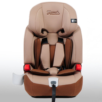 Pouch Fashion Child Safety Car Seat With ISOFIX Forward Facing Kid Chair In Car For 9