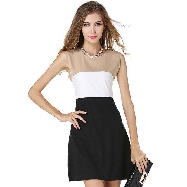 Aliexpress.com: Comprar 2018 nuevo verano casual elegante vestido ...