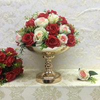Flower Vase Wedding Fruits Pot Sweets Tray Baking Tools For Party Home Table Decoration