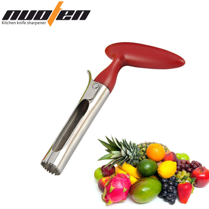 NUOTEN Brand Stainless Steel Apple And Fruit Corer Kitchen Accessories Tools Easy And Safe To Use Gadgets