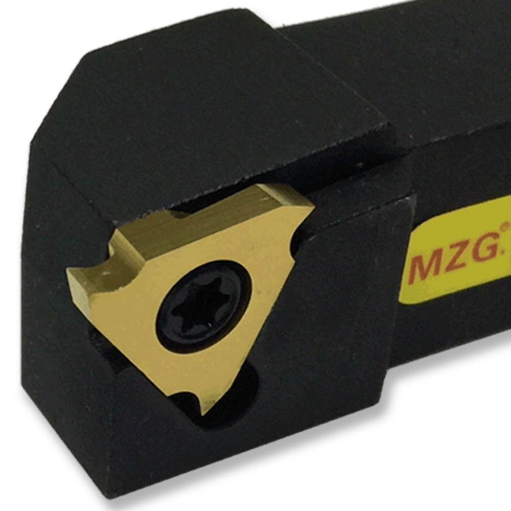 MZG KTGFR1616H16 KTGFR2020K16 Groove Machining Cutting Toolholders Cutter CNC Lathe Parting and Face Grooving Tools Holders mzg mgivl2016 1 5mm 2 0mm 2 5mm 3mm cnc lathe machining internal cutting off toolholders groove cutter inner hole grooving tools