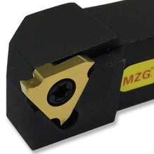 MZG KTGFR1616H16 KTGFR2020K16 Groove เครื่องจักรกลตัด Toolholders เครื่องตัดเครื่องกลึง CNC Parting และ Face Grooving เครื่องมือผู้ถือ(China)