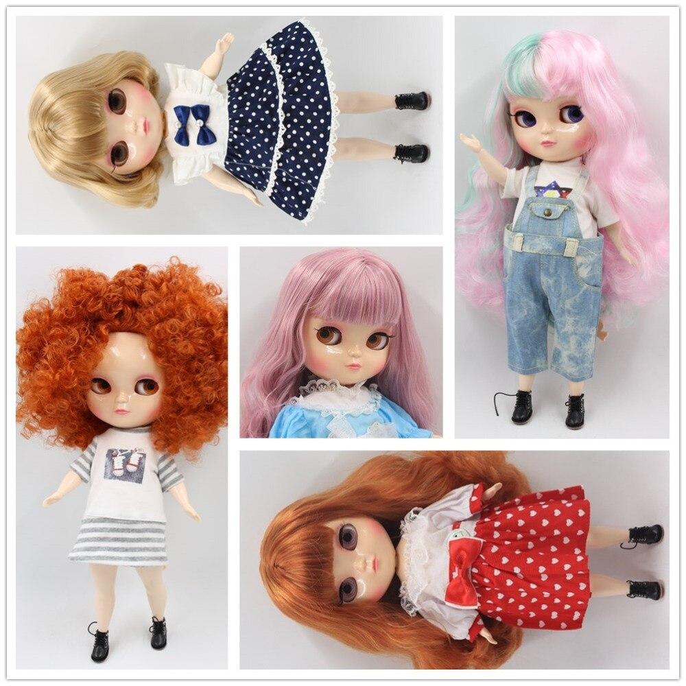 ICY doll like blyth doll fat body plump body fat girl 30cm