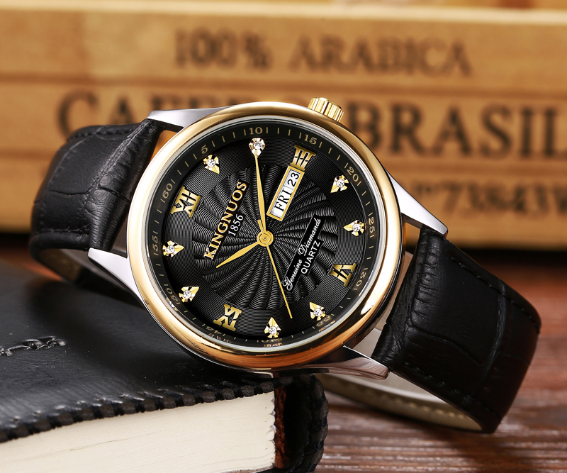 2017 Wrist Watch Men Watches Top Brand Luxury Popular Famous Male Clock Quartz Watch Business Hours Hodinky Relogio Masculino стоимость
