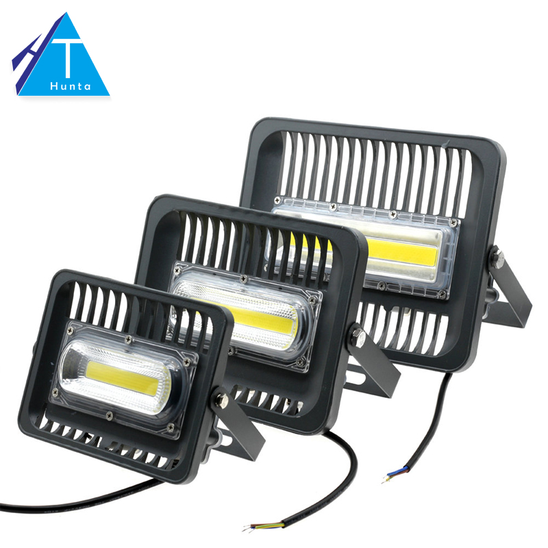 sale price led floodlight 30w 50w 100w 220v outdoor lighting