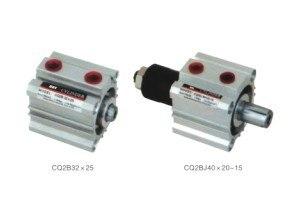 CQ2B Series CQ2B50*25 Bore 50mm x 25mm stroke SMC compact Compact Aluminum Alloy Pneumatic Cylinder cq2b series cq2b40 30 bore 40mm x 30mm stroke smc compact compact aluminum alloy pneumatic cylinder