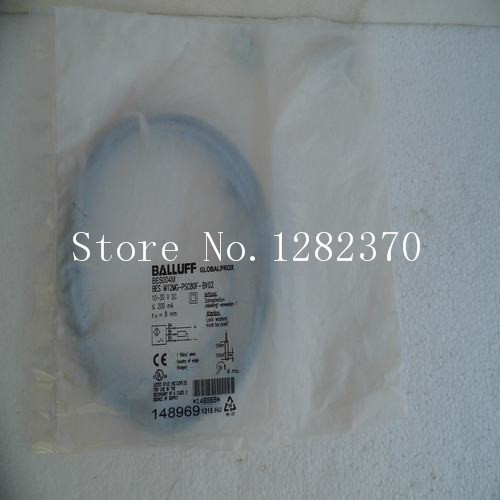 [SA] New original special sales BALLUFF sensor switch BES M12MG-PSC80F-BV02 spot --2PCS/LOT [sa] new original special sales balluff sensor switch bes m08mh1 psc30b s49g spot 2pcs lot