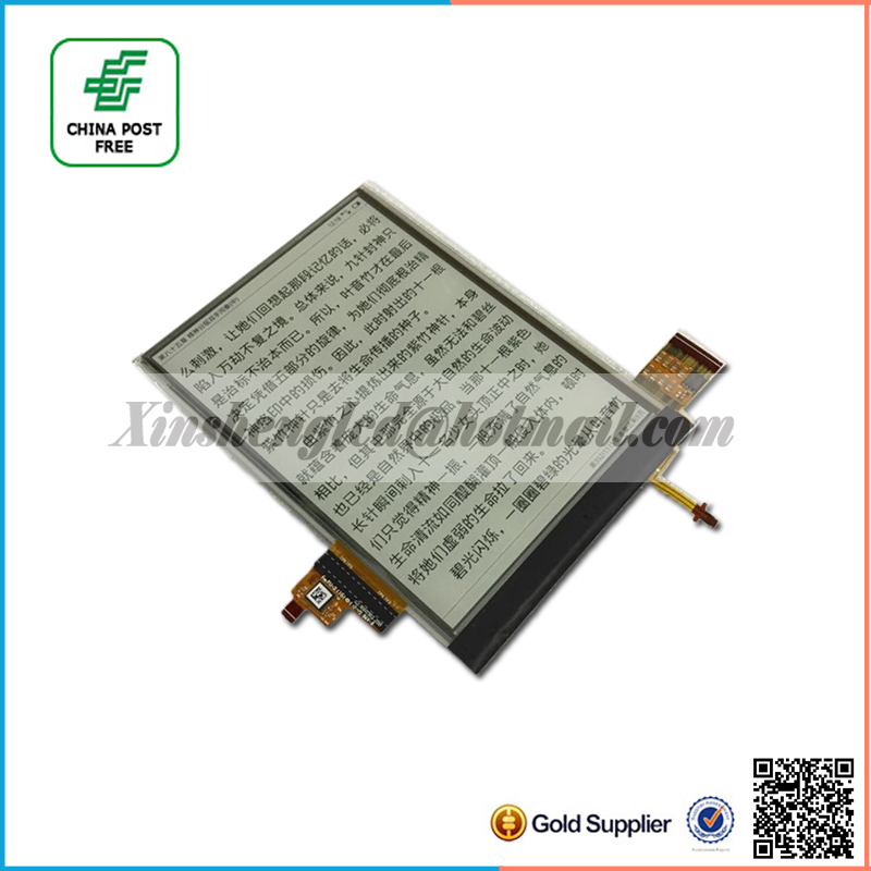 100% original 6 e-ink 1024*768 Screen For digma s675 EBook Reader new original high definition screen ed060xc5 ink screen ebook