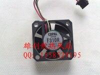 Giao hàng miễn phí. F310R F12MB-01 DC 12 V 3010 3 CM-wire làm mát nhỏ fan