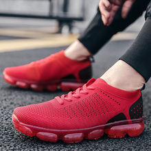2019 New Arrival Men Running Shoes Woman Brand Sport Shoes For Lover Outdoor Athletic Jogging Trainers Sneakers zapatos hombre цена в Москве и Питере