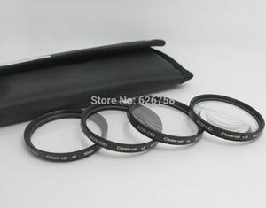 Image 2 - Evrensel RISE (İNGILTERE) 52mm + 1 + 2 + 4 + 10 Lens Yakın çekim Yakın Çekim Makro Dairesel Filtre Için pentax Sony Canon Nikon