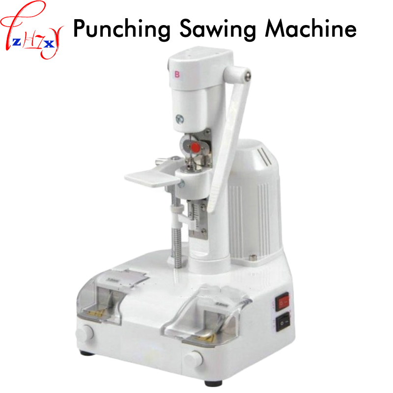 цены Punch saw slot machine CP-24B eyeglasses perforate sawing groove to use dual purpose glasses equipment  110/220V 1PC