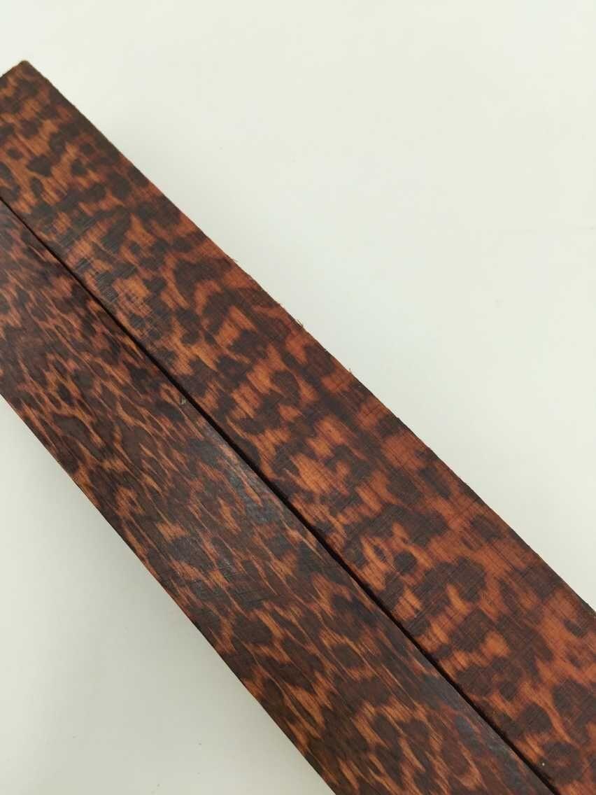 Snakewood Letterwood(Brosimum Guianense) Pen Blanks  Turning Blanks 150 X 15 X15 Mm