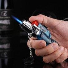 Прозрачный видимый газовый распылитель TorchTurbo Зажигалка сигарета зажигалки поставки Электронная зажигалка газовая зажигалка
