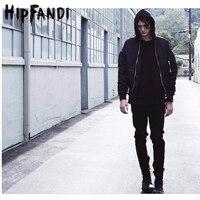 New Korean Hip Hop Fashion Side Zipper Pants Kanye Justin Bieber Mens European Urban Clothing Rockstar