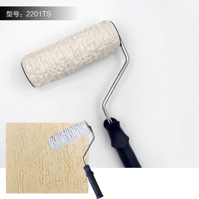 Decorative Paint Roller Pattern Tool For Wall Rubber Protection Stamp Polyurethane Textured Paint Pottery Wheel Household 2201TS