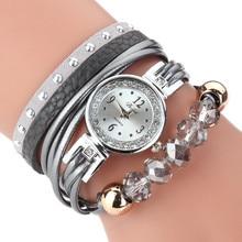 Brand New Watches Women Flower Popular Quartz Watch Luxury Bracelet Wom
