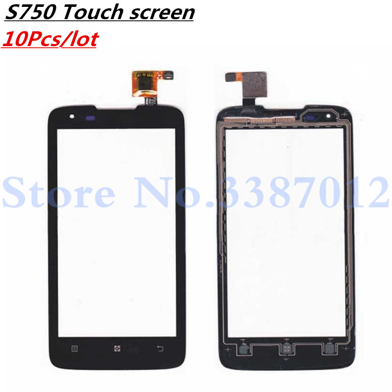 10Pcs/lot 5.0 Replacement High Quality For Lenovo S750 Touch Screen Digitizer Sensor Outer Glass Lens Panel10Pcs/lot 5.0 Replacement High Quality For Lenovo S750 Touch Screen Digitizer Sensor Outer Glass Lens Panel
