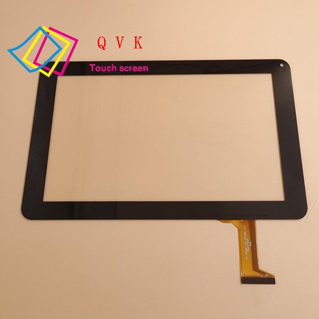 2 pcs 0926a1-HN 9 polegada tela sensível ao toque para Galaxy N8000 digitador de Vidro do painel Sensor DH-0926A1-PG-FPC080-V3.0 Observando tamanho e cor