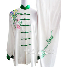 Customize Chinese Tai chi clothing Martial arts clothes taiji sword suit kungfu uniform for men women boy girl kids children