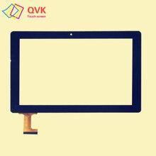 Черный 10,1 дюймов для Archos Sense 101X емкостный сенсорный экран панель Ремонт Запасные части 54Pin