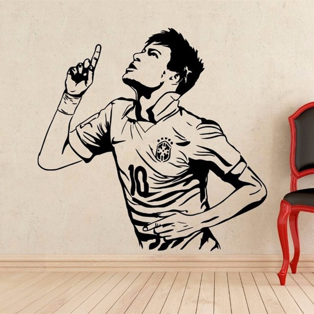 Dinding Stiker Living Room Decor Wall Art Bedroom Decals Removable