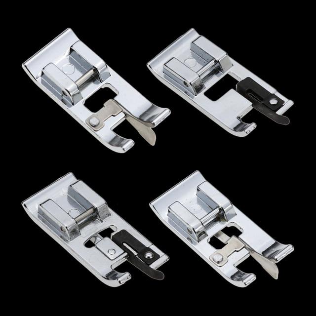 1 stks Binnenlandse Multifunctionele Naaimachine Onderdelen Dikke Stoffen Overlock Naaivoet Compatibel Met Juki Singer Brother