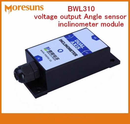 Free ship BWL310 voltage output Angle sensor,inclinometer module angular transducer