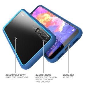 Image 3 - Voor Huawei P20 Pro Case Supcase Ub Stijl Serie Anti Klop Premium Hybrid Beschermende Tpu Bumper + Pc Clear back Cover