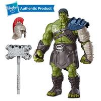 Hasbro Marvel 12 Inch Thor Ragnarok Interactive Gladiator Hulk Action Figure Collectible Model Boys Toy With Sound