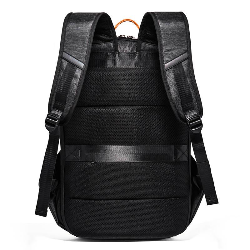 Многофункциональный USB зарядка для мужчин 15 дюймов ноутбук рюкзаки для подростков Мода Мужской Mochila досуг мужской рюкзак для путешествий ан... - 5