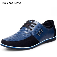 2018 Hot Sale Men Sheepskin Leather Big Size High Quality Fashion Men S Casual Shoes European