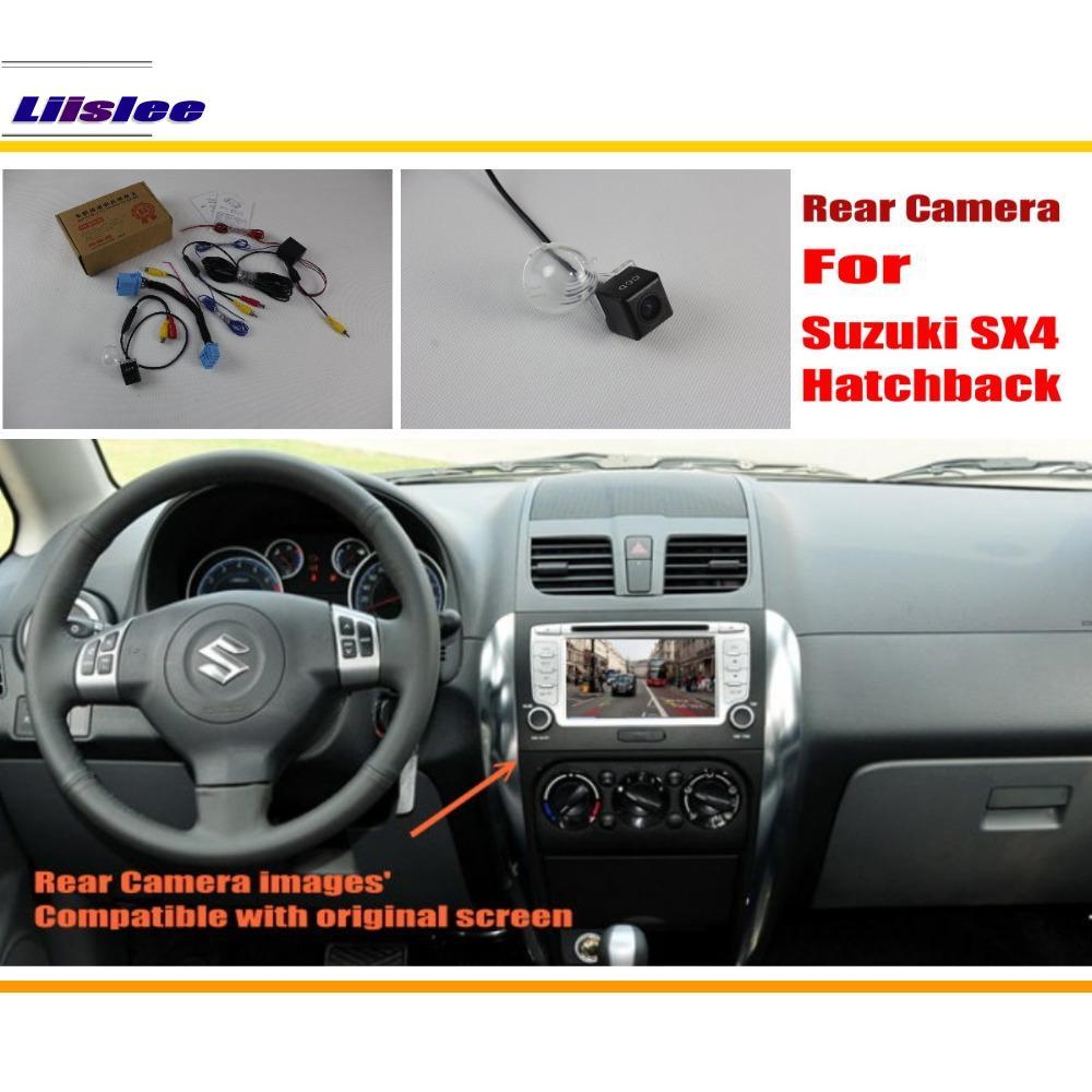 Liislee մեքենայի հետևի տեսախցիկ / Back up - Ավտոմեքենաների էլեկտրոնիկա - Լուսանկար 1