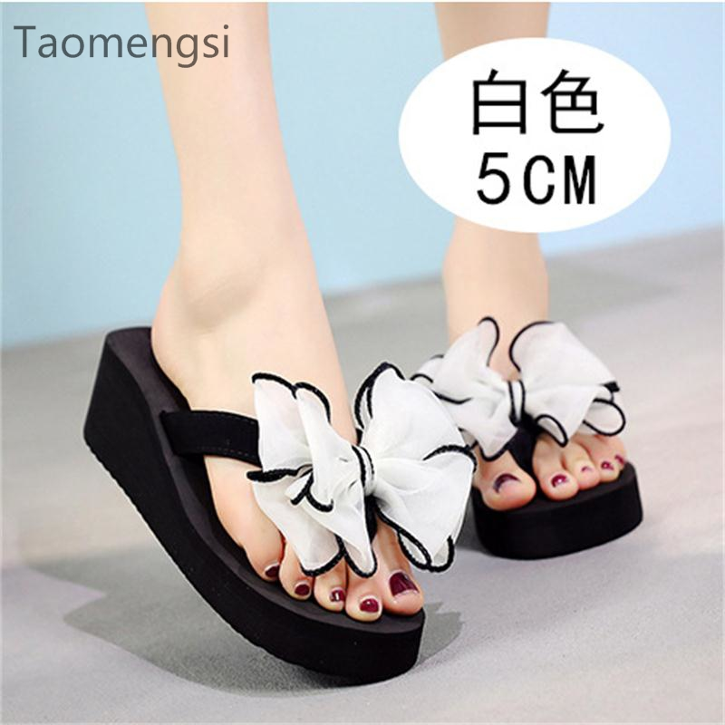 exquisite style sale usa online quality design Taomengsi slippers female outside the summer 2018 the new cool ...