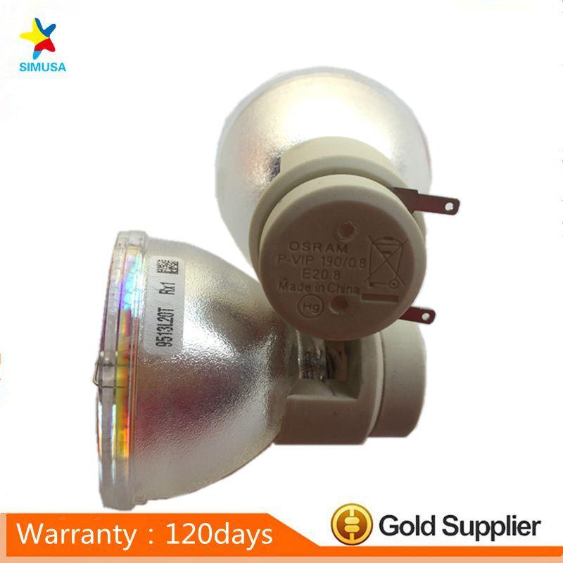 Original bare font b projector b font lamp bulb 5811117576 SVV VIP190W 0 8 E20 8