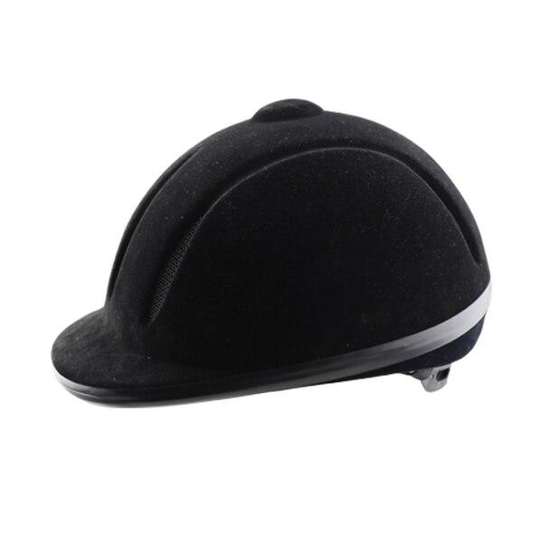 Европейский стиль Конный шлем из флока для верховой езды head guard Schooling шлем с abs eps ce Тесты
