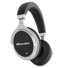 Active Noise Cancelling Wireless Bluetooth Headphones with Mic