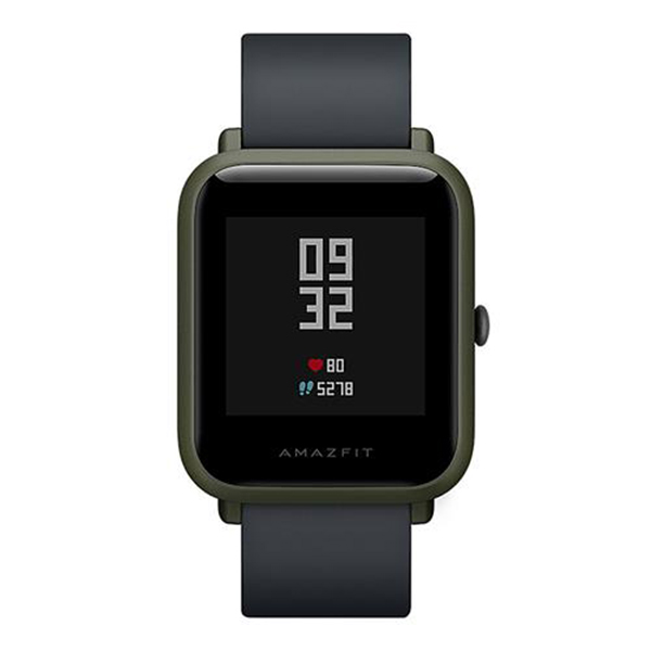 Xiaomi Huami AMAZFIT Smartwatch English Version Corning Gorilla Glass Screen Heart Rate Sleep Monitor GPS Waterproof