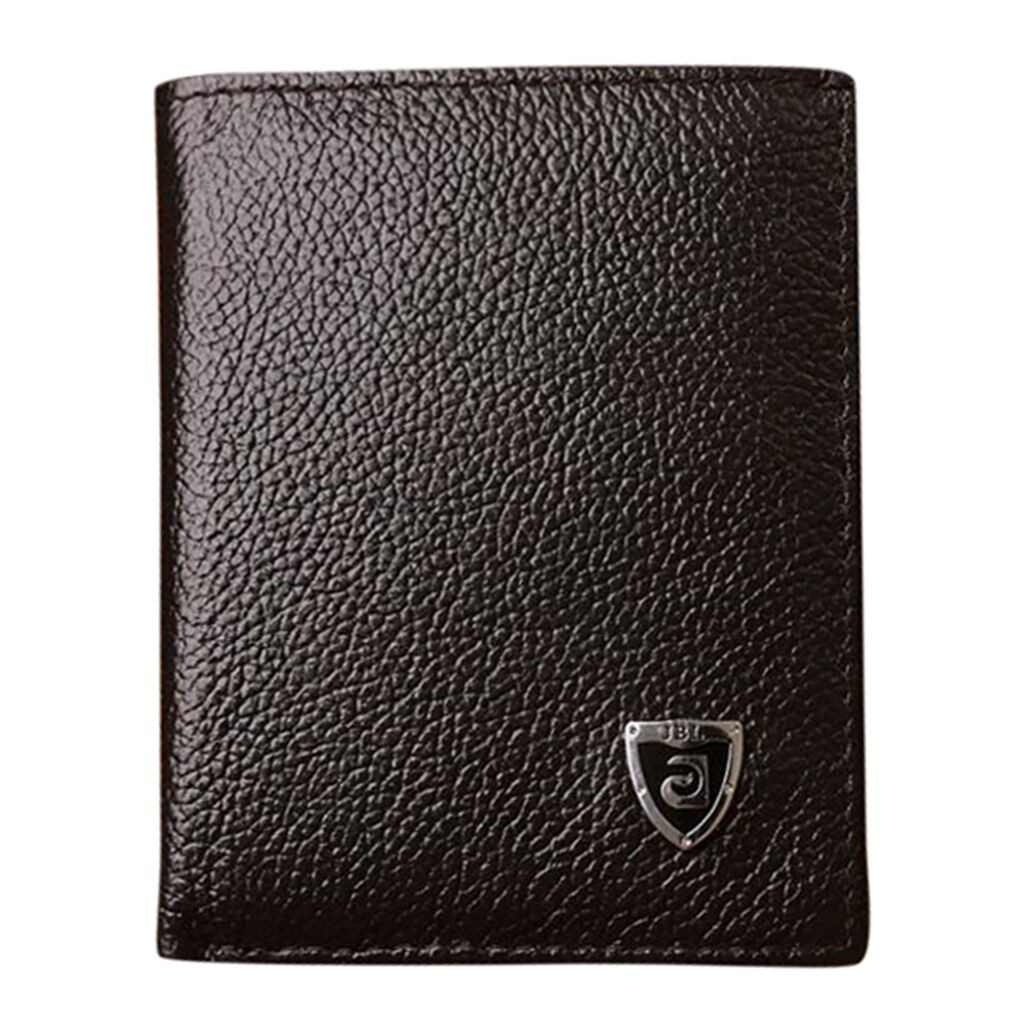 Bifold Wallet Purses Clutch Short Credit/id-Card-Holder Design Brand Men -L5
