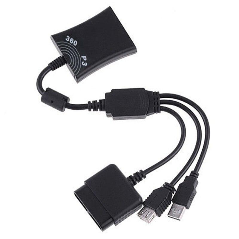 Nueva venta superior 3 en 1 juego USB Cable convertidor adaptador de Cable para