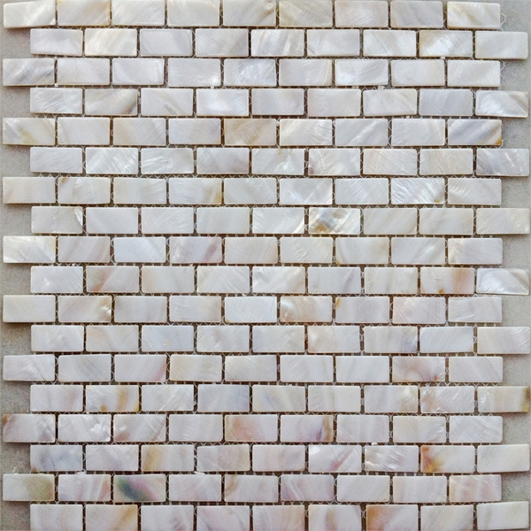 15x30mm U Bahn Muster Creme Perlmutt Muschel Mosaik Fliesen Für Flur Bad  Dusche Backsplash Heimwerker In 15x30mm U Bahn Muster Creme Perlmutt  Muschel Mosaik ...