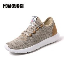 Hot 2017 New Running Shoes Air Mesh Fabric Mens Running Sneakers Men Sports Shoes For Mans Cool Walking Shoes Outdoor Trainers