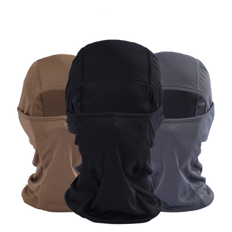 Adult Full Face Mask Winter Hat - Hot Nude-5226