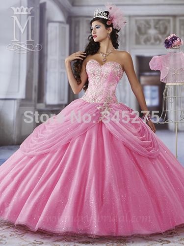 long hot pink sweet 16 dresses.jpg