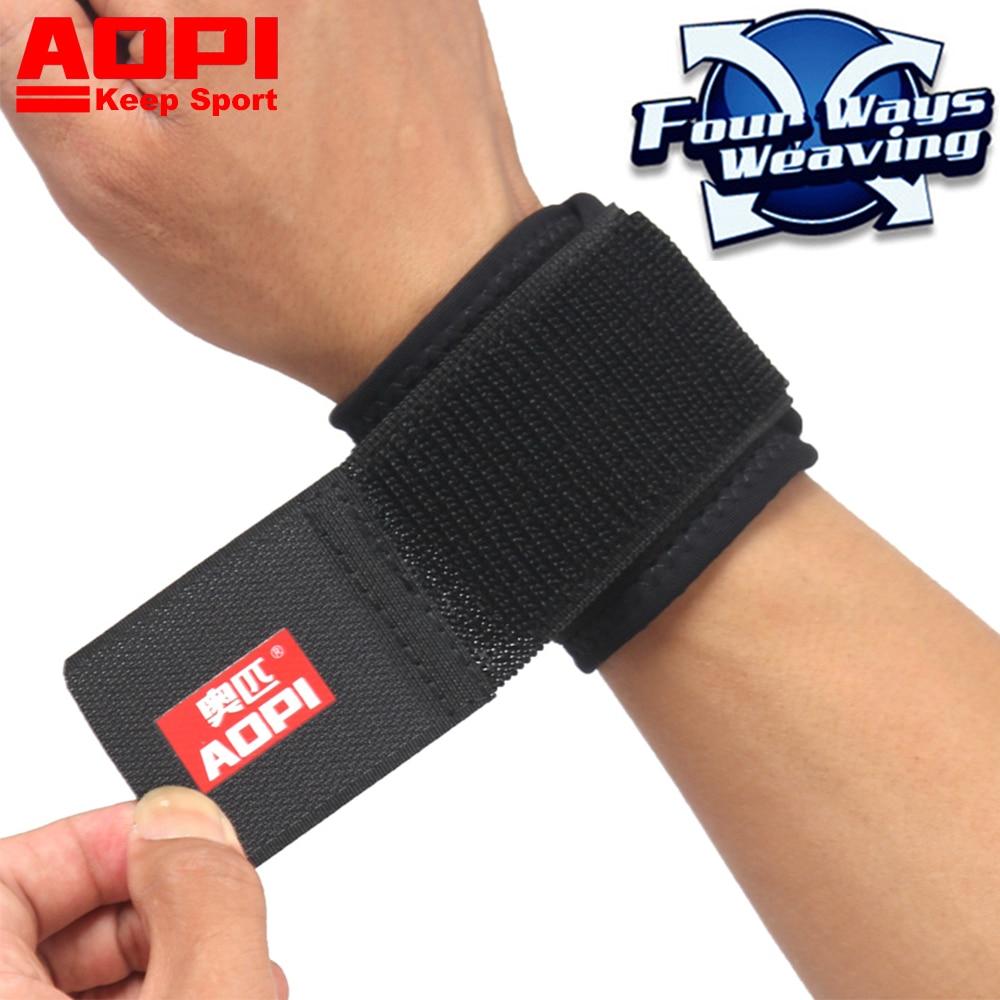 AOPI Brand NEW Білек Қолдау Brace Фитнес Cotton - Спорттық киім мен керек-жарақтар - фото 2