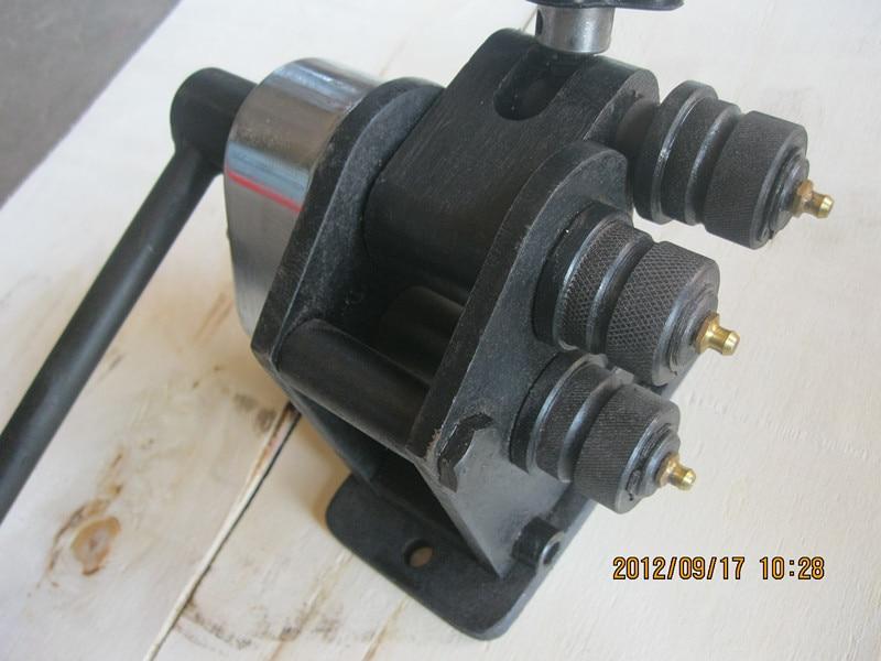 TR-3 mini kleine hand runde biegemaschine manuelle bender maschinen werkzeuge