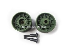 HENGLONG 1:16 1/16 plastic idler wheels for Heng Long 3909-1 Russian T34/85 rc tank toy parts