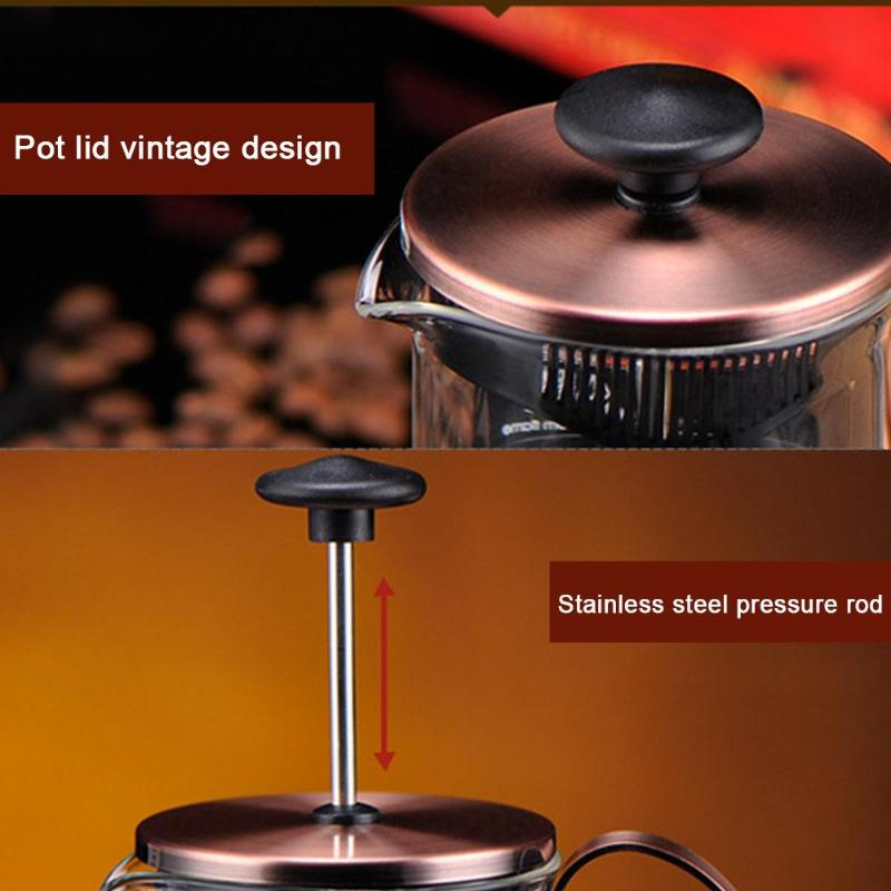 350ML Espresso Coffee Maker Moka Pot Stainless Steel Coffee Brewer Kettle Pot Pro Barista Kitchen Accessories