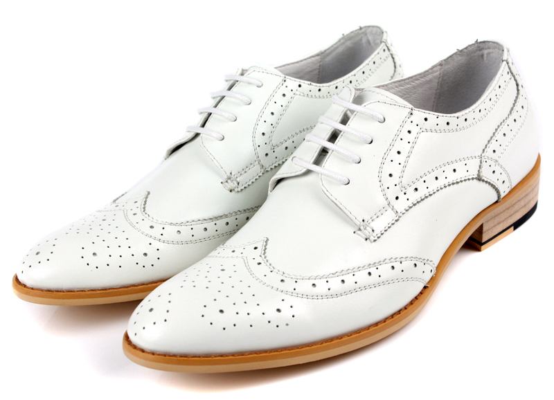 white mens dress shoes - Dress Yp